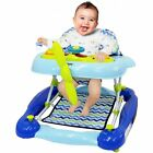 Baby Child Foldable Rocker Playtime Walker Walk Along Activity Play Centre New