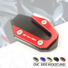 Kickstand Side Stand Extension Pad For YAMAHA YZF R25 YZF R3 MT-25 MT-03 2014-17