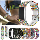 For Fitbit Charge 4 3 2 Sport Smart Watch Strap Bracelet Wrist Band image