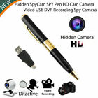 HD Camcorder Pen Mini DVR Camera Video Sound Recorder Hidden Security Cam