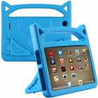 For Amazon Kindle Fire HD 10 8 7 2019 9th Gen Kids Protective Handle Stand Case