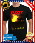 RATT Out of the Cellar Heavy Metal Band Skid Row T-shirt Regular Size S-5XL F... image