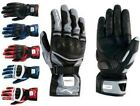 Glove Sport Motorcycle Skin Short Lined Guards Padded Racing Sport