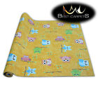 Fitted carpet for kids OWLS Width 200, 400 cm extra long