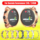 Cover Screen Protectors TPU Watch Case for Garmin Forerunner 245 / 245M