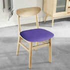 Removable Elastic Stretch Slipcovers Seat Cover Soft Home Dining Chair
