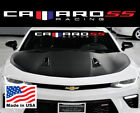 Fits Chevrolet Camaro zl1 z28 SS RS Convertible windshield decal sticker tire