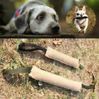 Handles Jute Police Young Dog Bite Tug Play Toy Pets Training Chewing Arm Sle EW