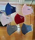 Reusable Fabric Cotton washable Face Mask Pack of 3 Assorted Colors