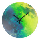 Large Luminous Wall Clock Glow In The Dark Quartz Watch Indoor Home Decoration