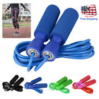 Adjustable Bearing Speed Fitness Gym Aerobic Exercise Boxing Skipping Jump Rope image
