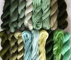 Kyпить RETIREMENT SALE - Paternayan Persian Wool - 1 oz. - Green shades - $2.49 each на еВаy.соm