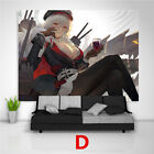 Azur Lane Graf Zeppelin Dido Tapestry Art Wall Hanging Cover Home Decor
