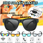 2020 Polarized bluetooth Sunglasses Headphones With Stereo Speaker Smart Glasses