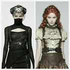 Steampunk Leather Waist Belt Gothic Personality Accessories Party Club Cosplay