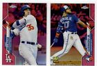 2020 Topps Chrome PINK REFRACTORS - Complete Your Set You Pick! on Ebay