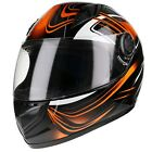 Full Face Motorbike Bike / Motorcycle Helmet Fixed + Modular Flip Up Open Styles