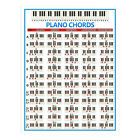 PIANO CHORDS POSTER LARGE WALL POSTER CHART FOR BEGINNERS