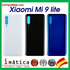 Cover Of The Battery For Xiaomi Mi 9 Lite Rear Cover Back Black Blue