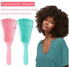 The EZ Detangler Hair Brush Anti-Static Scalp Comb Salon Styling Smooth Tool USA