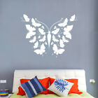 Wall Stickers Living Room Butterfly Shaped Mural Removable Home Decor Ma
