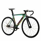 Throne TRKLRD Track Lord Fixed Gear Single Bicycle Neo Chrome  49 52 55 58 CM