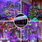 Icicle Curtain Hanging String Fairy Lights Wedding Party Outdoor Indoor Decor US