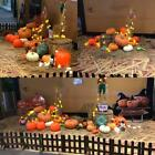 Artificial Small Foam Pumpkins Simulation Props Home Party Decor Halloween K0z2