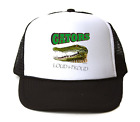 Trucker Hat Cap Foam Mesh School Team Mascot Gators Loud Proud