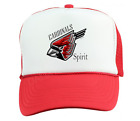 Trucker Hat Cap Foam Mesh School Team Mascot Cardinals Metal Spirit