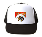 Trucker Hat Cap Foam Mesh School Team Mascot Hornets