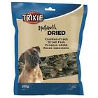 Trixie Sprats Dried Fish Dog Treats Chews - 200g - High-Quality Natural Protein