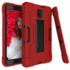 "For Samsung Galaxy Tab A 8.0"" 8.4"" 10.1"" Hybrid Shockproof Stand Tablet Case"