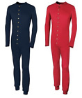 Duofold KMMU by Champion Mens Originals Thermal Union Suit S-2XL