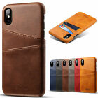 Pu Leather Wallet Card Slot Holder Cover Phone Case For Iphone 7 8 Xs Xr 11 12 X