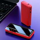 2020 Hot Power Bank 900000mAh 2USB Backup External Battery Charger for All Phone