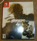 SEALED NINTENDO SWITCH STREETS OF RAGE 4 CLASSIC EDITION CLAMSHELL STEELCASE