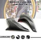 100mm CarbonCaliper Air Duct Brake Cooling for For Ducati MULTISTRADA 950S 2019