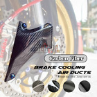 100mm CarbonCaliper Air Duct Brake Cooling for For Ducati 1299 Panigale 15-17