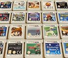 LOADS of NINTENDO 3DS Games - Complete & Cartridge Only - Multi Buy Save £££'s