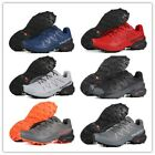 Hot Mens outdoor Salomon Speedcross 5 GTX Nocturne Athletic Running Hiking Shoes