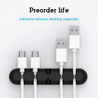 Best High Quality USB Silicone Organizer Cable For Office Desktop