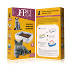 10pcs Cat Litter Box Liner Smooth Drawstring Bag Leakproof Extra Large Universal