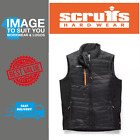 Scruffs Work Wear Light Weight Black Trade Winter Bodywarmer