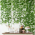 4PC Fake Ivy Leaves Artificial Greenery Vines Room Decor Leaf Wedding Garland