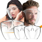 Washable Reusable Protective Transparent Face Shield Face Mask Safe For Adult