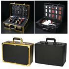 Large Barber Beauty Salon Tool Kits Storage Travel Carry Case Hairdresser