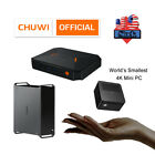 CHUWI HeroBox LarkBox CoreBox World Smallest 4K Mini PC Desktop Windows i5-5257U