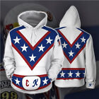 Evel Knievel Collectible Hoodie Men Women Casual Long Sleeve Pullover Sweatshirt