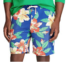 S, M, Polo Ralph Lauren Floral French Terry Shorts & Spectra Stripe Shorts mans